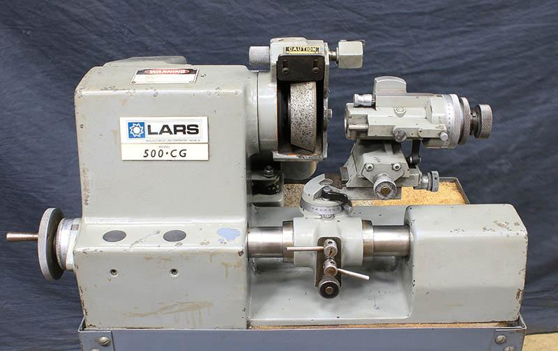 Machinery Values Inc Lars Gorton 500cg Bench Model