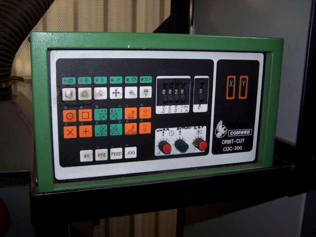 Machinery Values Inc 12 Y Axis 18 X Axis Maximat V