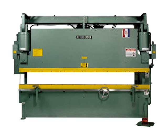 Machinery Values, Inc. - 190 Ton 120'' Bed Betenbender 10'-190 NEW PRESS BRAKE, Made in the USA ...
