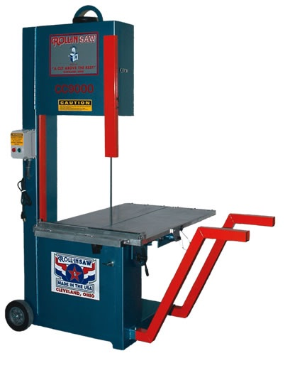 Vertical Concrete Saw Cutting Equipment : Machinery values inc  throat height roll in