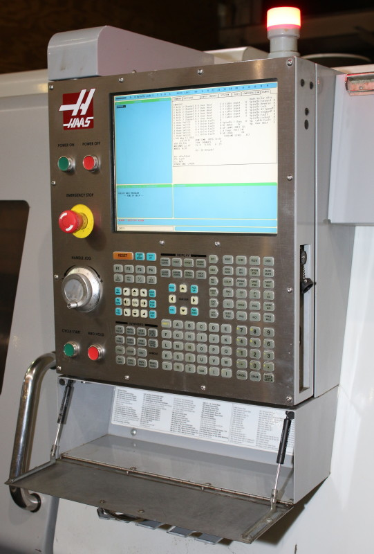 Machinery Values Inc 30 Swing 39 Centers Haas Sl