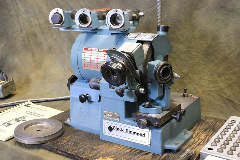 Machinery Values Inc 0 75 Dia Black Diamond 95 Pc
