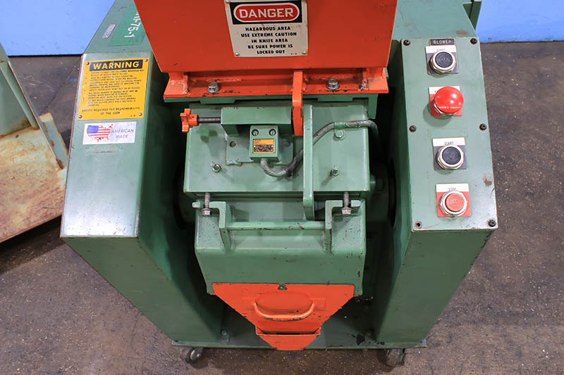 "FANUC 18/"" H Hopper Funnel Metal Gravity Feeder Industrial Equipment Aluminum"