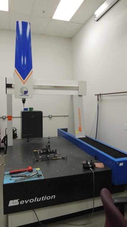 Machinery Values, Inc  - 48'' X Axis 80'' Y Axis LK